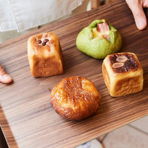 船橋・津田沼の地元に根づいたパン屋。地元の新鮮な具材が嬉しい。
