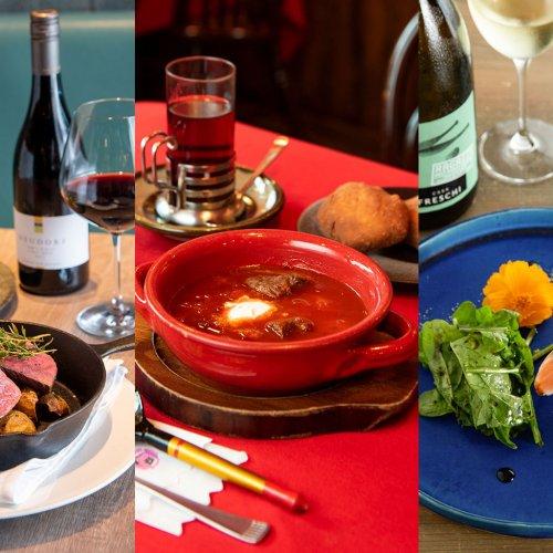 世界のグルメを、東京で味わう! 各国の料理を楽しめる店6選
