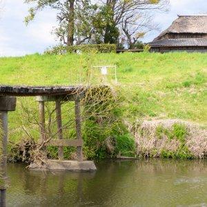 群馬県板倉町~三県境を散歩でまたぐ⁉ 揚舟乗って水郷さんぽ~