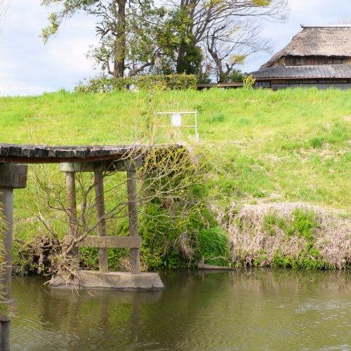 三県境を散歩でまたぐ⁉ 揚舟乗って水郷さんぽ~群馬県板倉町