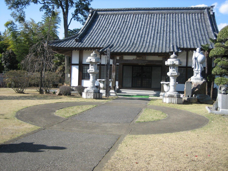 松本家、松安寺(群馬県板倉町海老瀬6025)とも施療所に使われた建物が現存している。