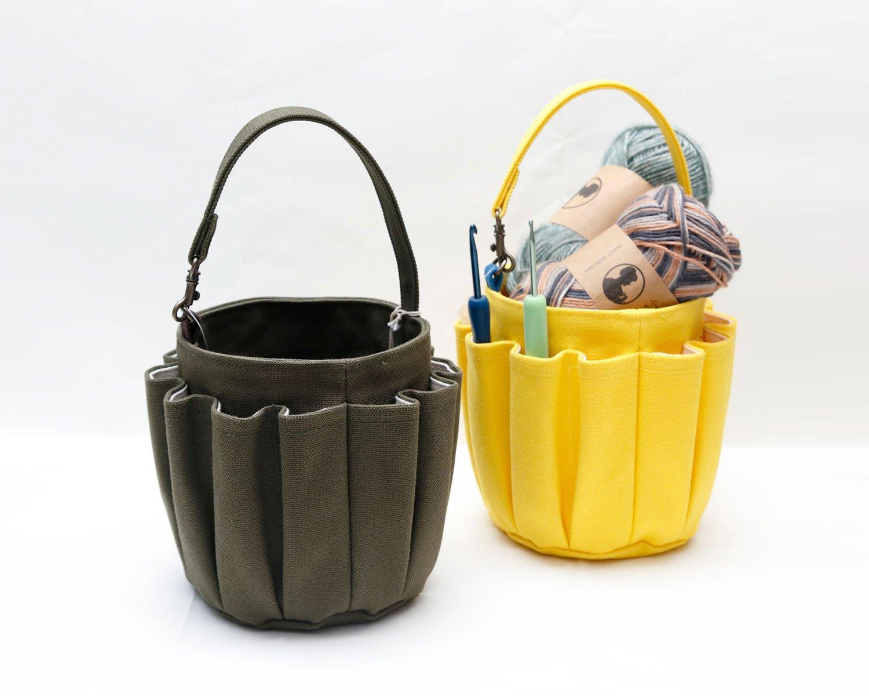 帆布製のツールバッグ5280円。
