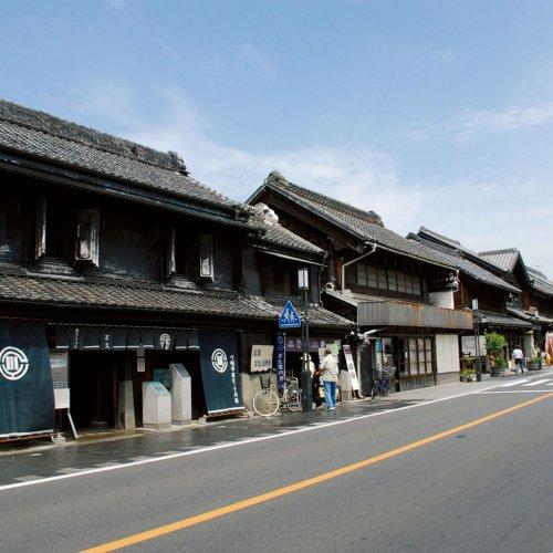 駅からさんぽ~川越を歩く 江戸から昭和に続く街並みで時間旅行