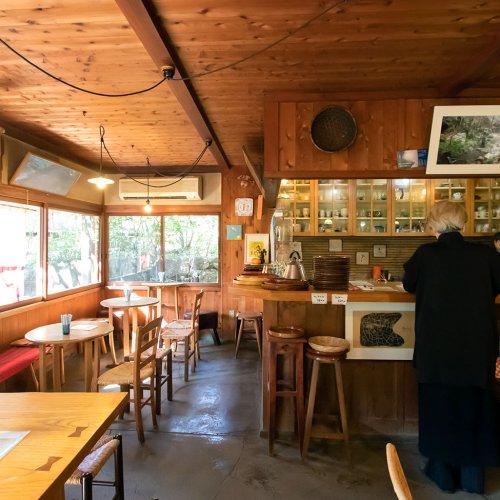 深大寺の水とご縁が紡ぐ森のカフェ『曼珠苑』