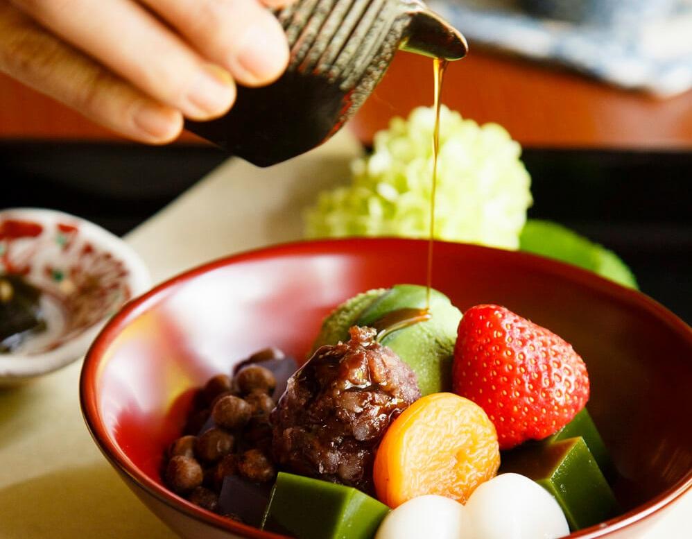 古都・鎌倉で味わう昔懐かしの甘味