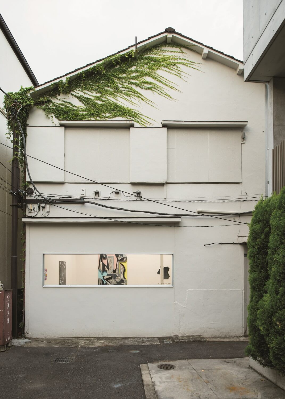 駒込銀座商店街の裏手にひっそり潜む。(撮影=Masaru Yanagiba)