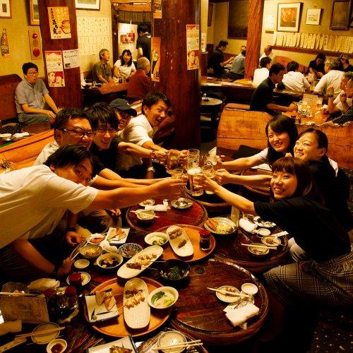 焼き鳥から川魚まで、八王子の個性際立つ居酒屋。