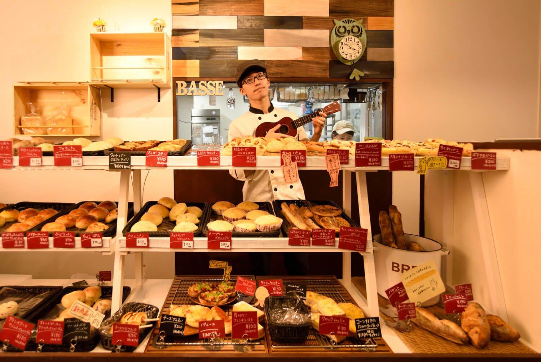 Boulangerie BASSE 02