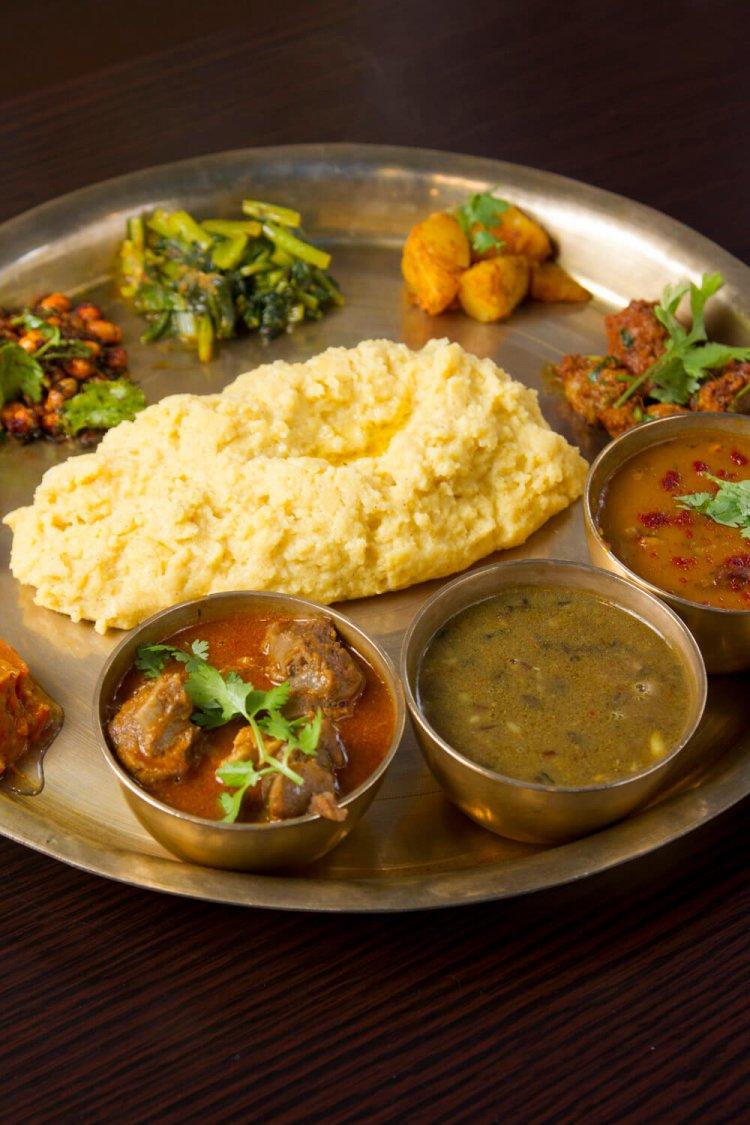 NEPALI CUISINE HUNGRY EYE Dine & Bar