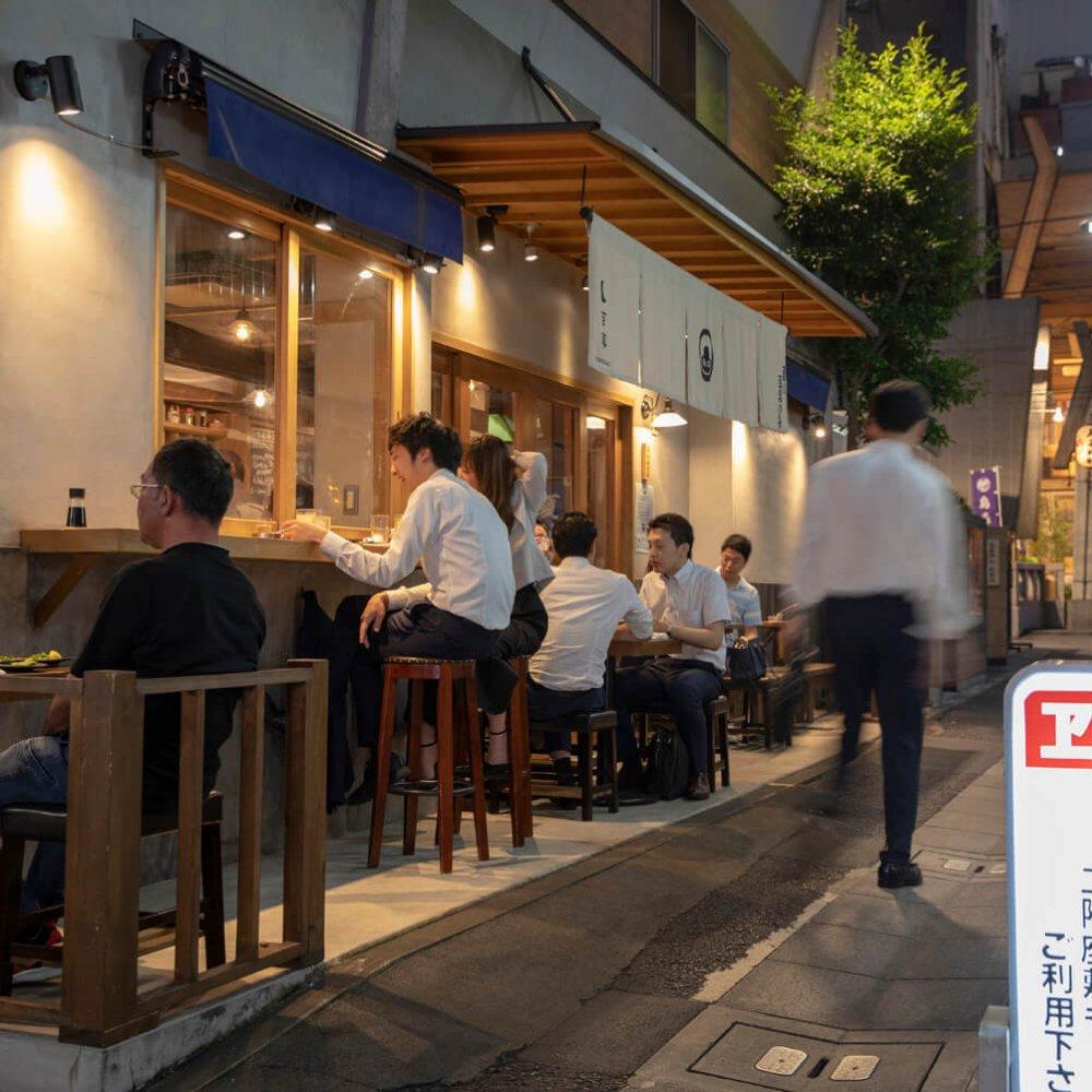東京都の居酒屋特集!開放感あふれる場所で飲みたいときにはここ!