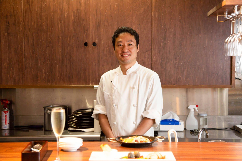 「料理のアイデアが止まらない」と、宮崎さん。