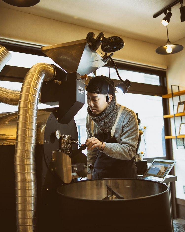 NOG COFFEE ROASTERS 武蔵小山焙煎所