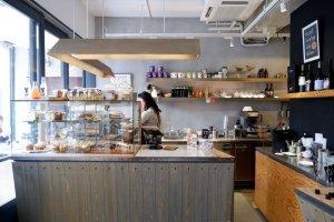 iki Espresso 店内2