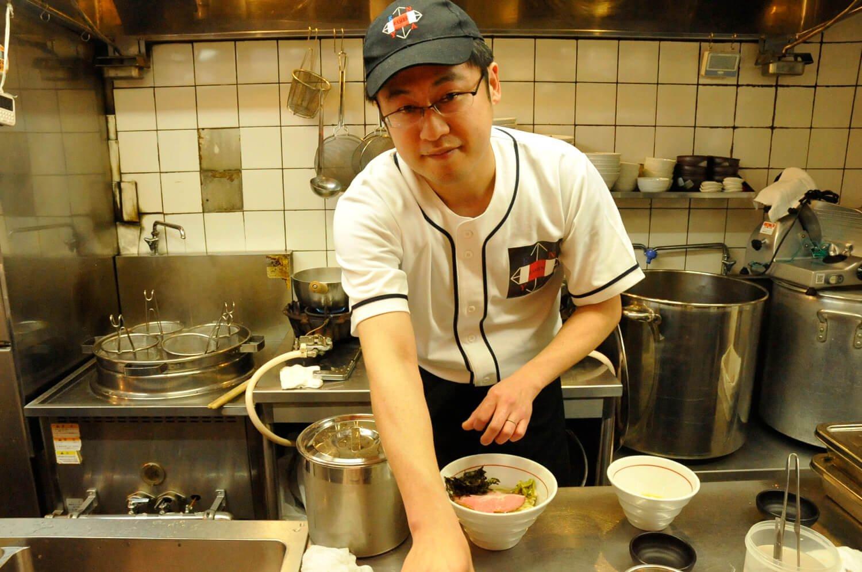店長の長沼宏和さん。