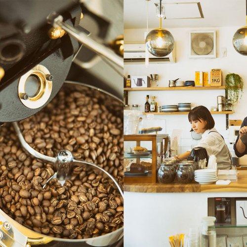 新・コーヒー激戦区誕生の予感! 武蔵小山・戸越エリアのこだわり自家焙煎店が今熱い