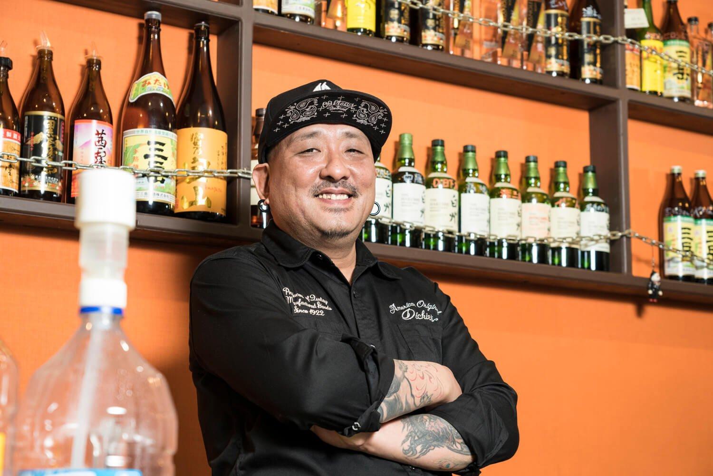 「府中のいい店、紹介しますよ!」と、鈴木さん。
