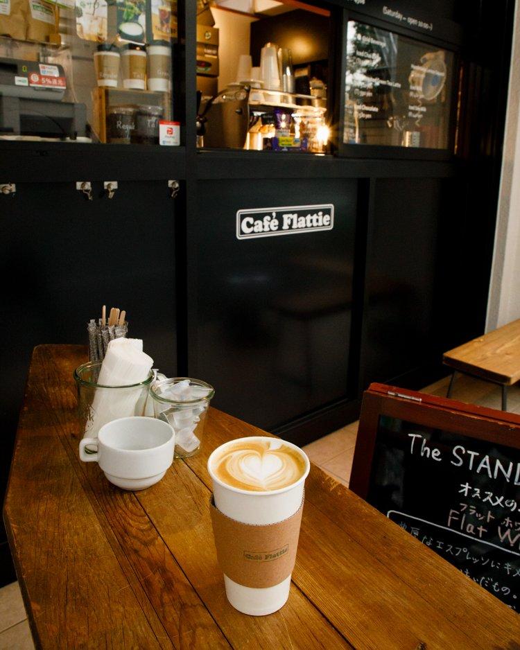 Cafe Flattie THE STANDard TOKYO