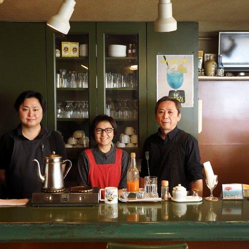 至福の時間を過ごせる、大塚・巣鴨・駒込の老舗喫茶