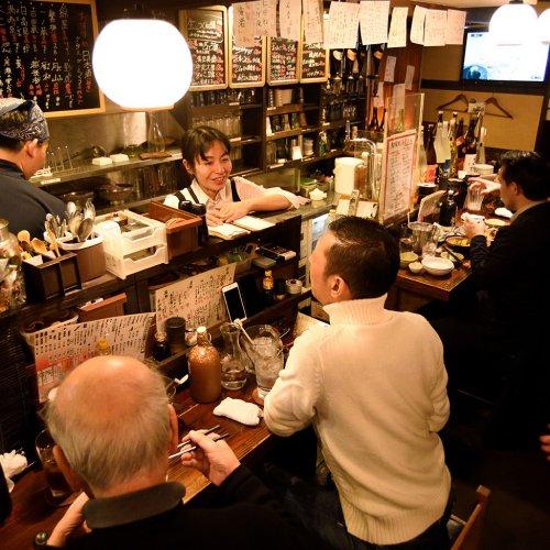 大塚・巣鴨・駒込のほっこりネイティブ居酒屋へようこそ