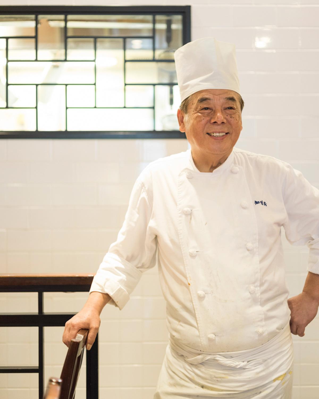 店主・木村さんは中華の達人。