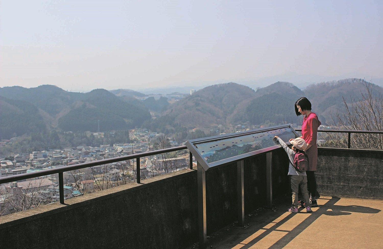 親子で山登り 埼玉県天覧山 メイン