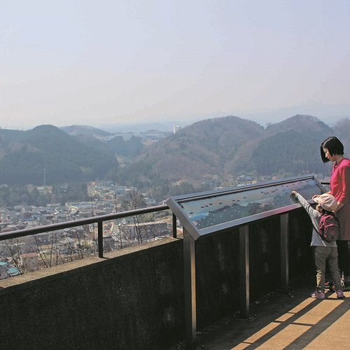 駅から周遊で楽しむ小さな縦走路~埼玉県・天覧山~
