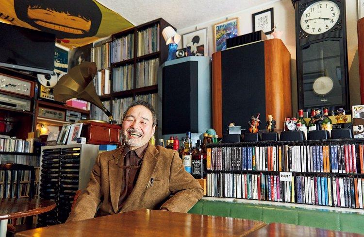 【日本ジャズ地図No.3/開運橋のジョニー】穐吉敏子に魅せられて45年の主が営む、和ジャズ専科のジャズ喫茶