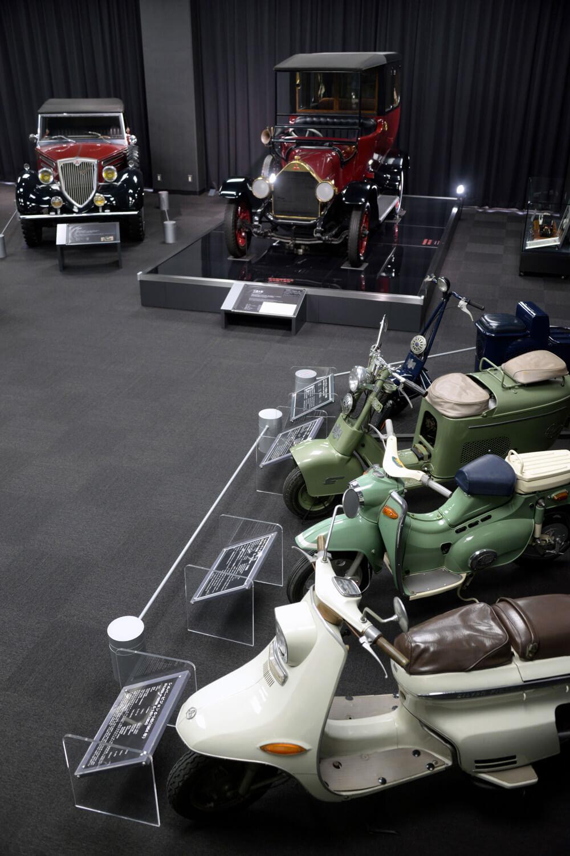 三菱オートギャラリー シルバーピジョン 三菱A型