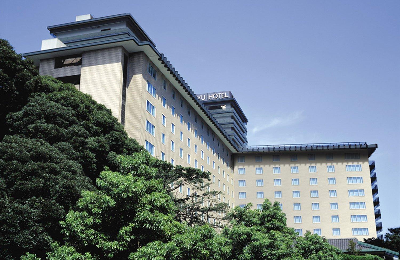 旧キャピトル東急ホテル