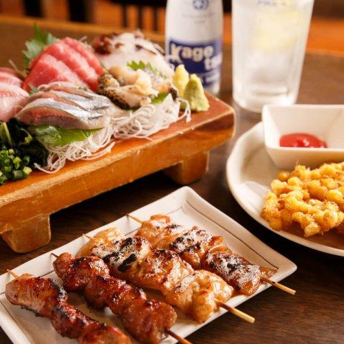 亀戸・錦糸町の、個性豊かな店主やリーズナブルな料理が揃う居酒屋