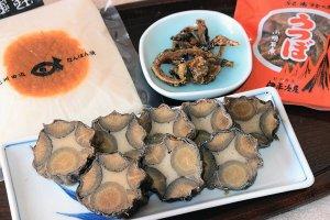 マルサ ごぼう巻 なんばん焼  うつぼ小明石煮