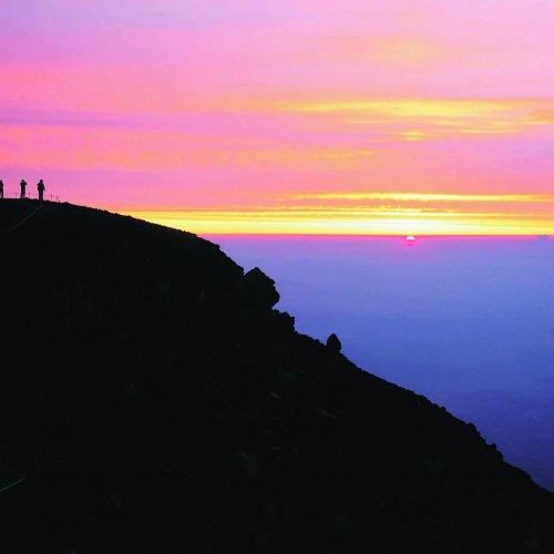 いつかは親子で日本一の山へ!~山梨県・富士山~