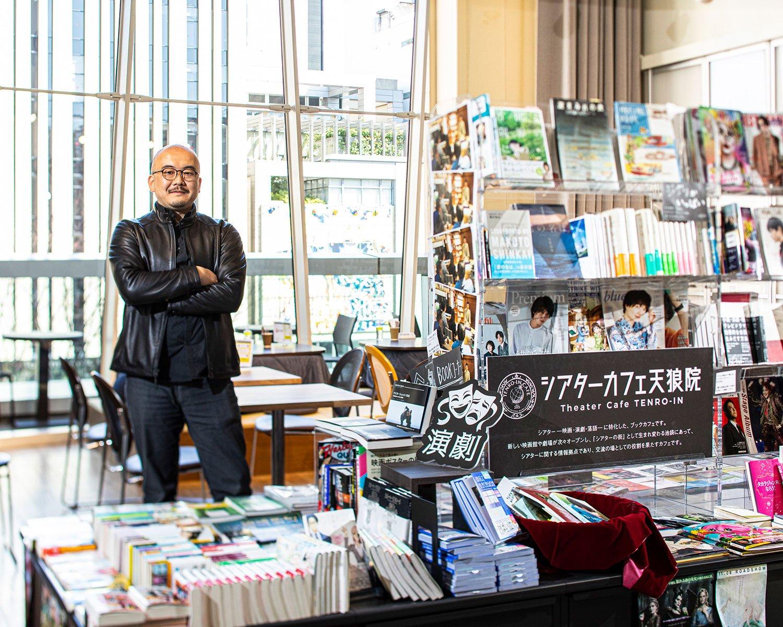 天狼院書店01