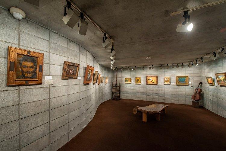 豊島区立熊谷守一美術館