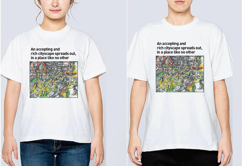 SAVE高円寺 Tシャツ