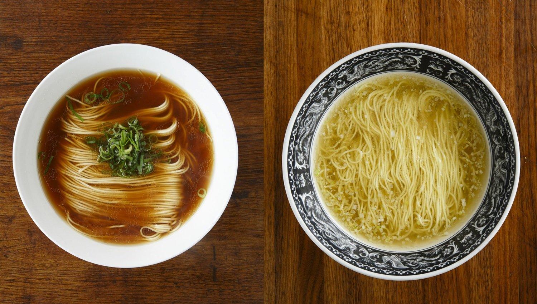 """スープと麺だけ! """"す""""ラーメンという芸術品を味わえる東京近郊の7軒"""