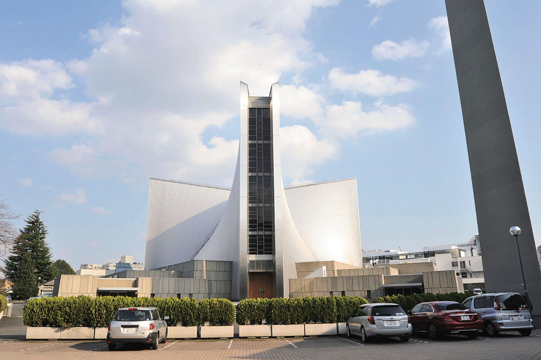 東京カテドラル聖マリア大聖堂(とうきょうかてどらるせいまりあだいせいどう)