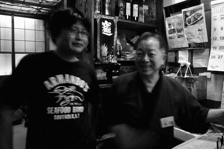 本当は、東さんのこの笑顔が見たくて通っていたんだよな。