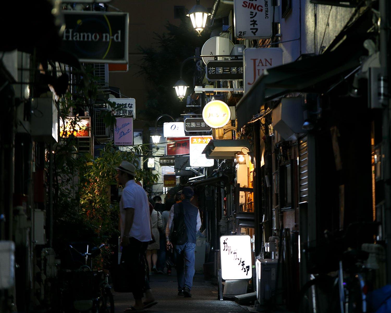 ゴールデン街(新宿)