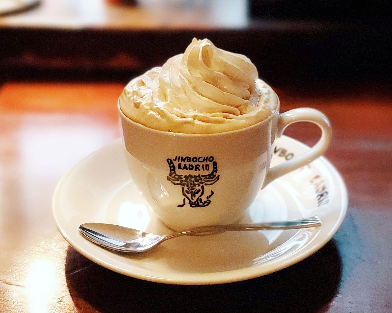 ラドリオ ウィンナーコーヒー