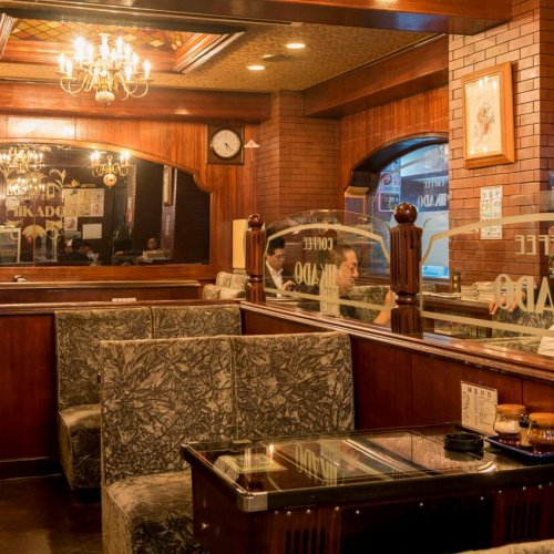 実は、レトロ喫茶が集う街・錦糸町。心身を癒す一杯を探しに出かけよう。