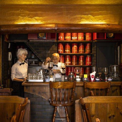 「東京喫茶」は多様な個性を持つ東京サロン文化の現れ。象徴的な4軒を紹介する【東京さんぽ図鑑】