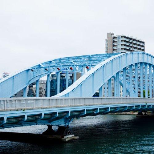 隅田川にかかる橋で、編集部おすすめの5本はこれだ!【東京さんぽ図鑑スピンオフ】