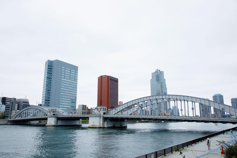 勝鬨(かちどき)橋