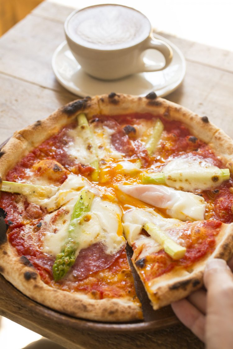Pizza Caffe Kocca bocca(ピザ カフェ コッカ ポッカ)