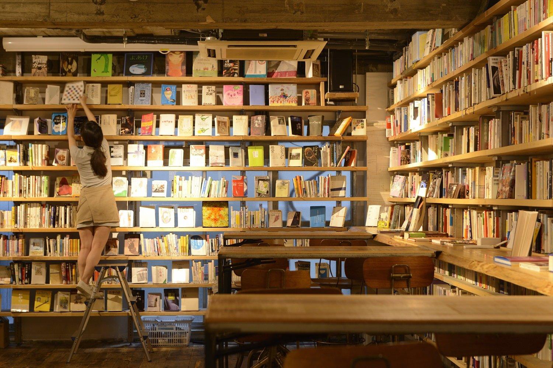 図書館で〇〇するのが夢……」を叶える! 東京で本に囲まれて過ごせる ...