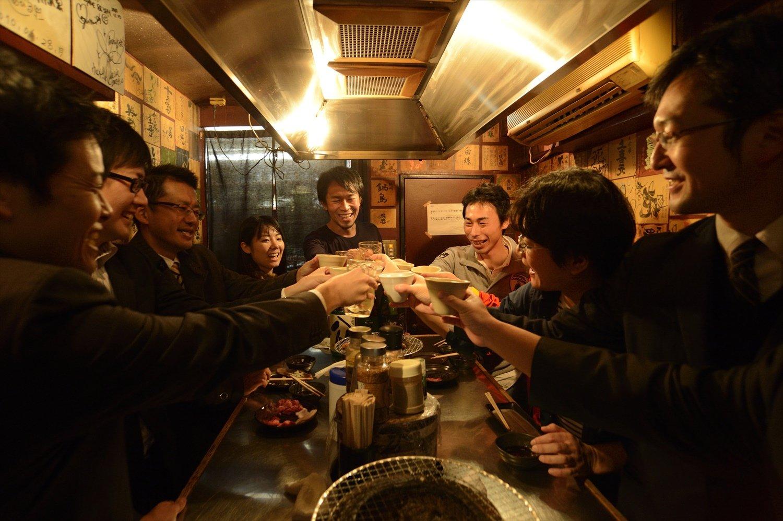 日本酒はいずれも150mlの値段。