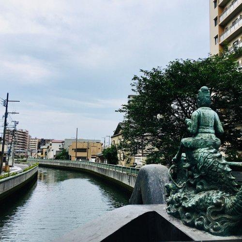 """船橋の街で""""船橋""""を探してみた【東京さんぽ図鑑スピンオフ】"""