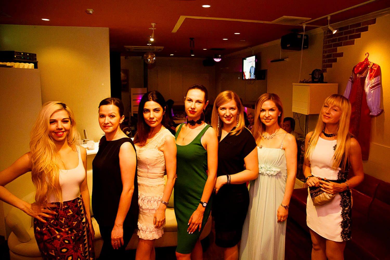ロシア美女勢揃い。