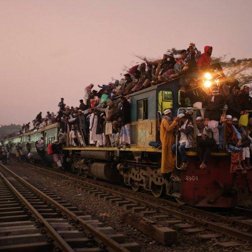 アジアのなぜか懐かしい鉄道風景を写し止めた、米屋こうじ写真展『-鉄道幻風景-』がFUJIFILM Imaging Pla...